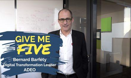 Bernard Barféty – ADEO : «On aura des développeurs dans nos magasins»