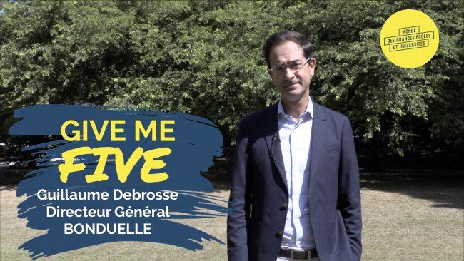 Guillaume Debrosse – BONDUELLE : «Bonduelle est une entreprise familiale créée en 1853»