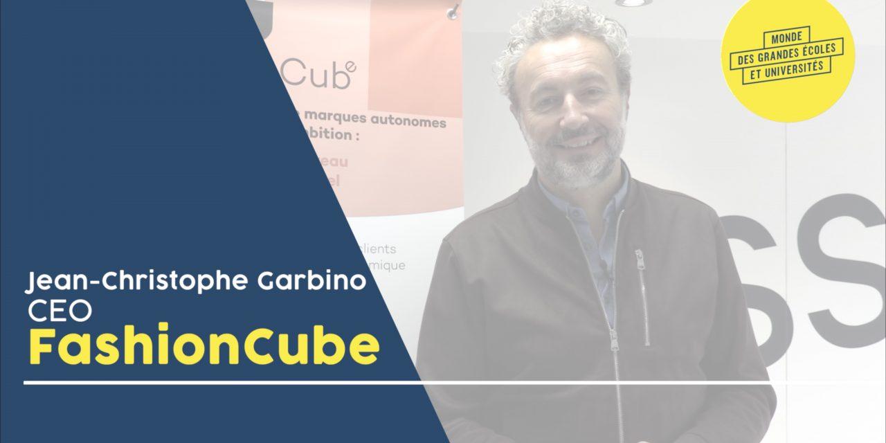 Jean-Christophe Garbino – FASHIONCUBE : «Pour une mode à impact positif d'ici 2030»