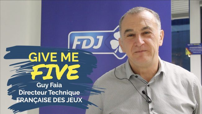 Guy Faia – FDJ : «La Française des Jeux : un monde de rêves !»