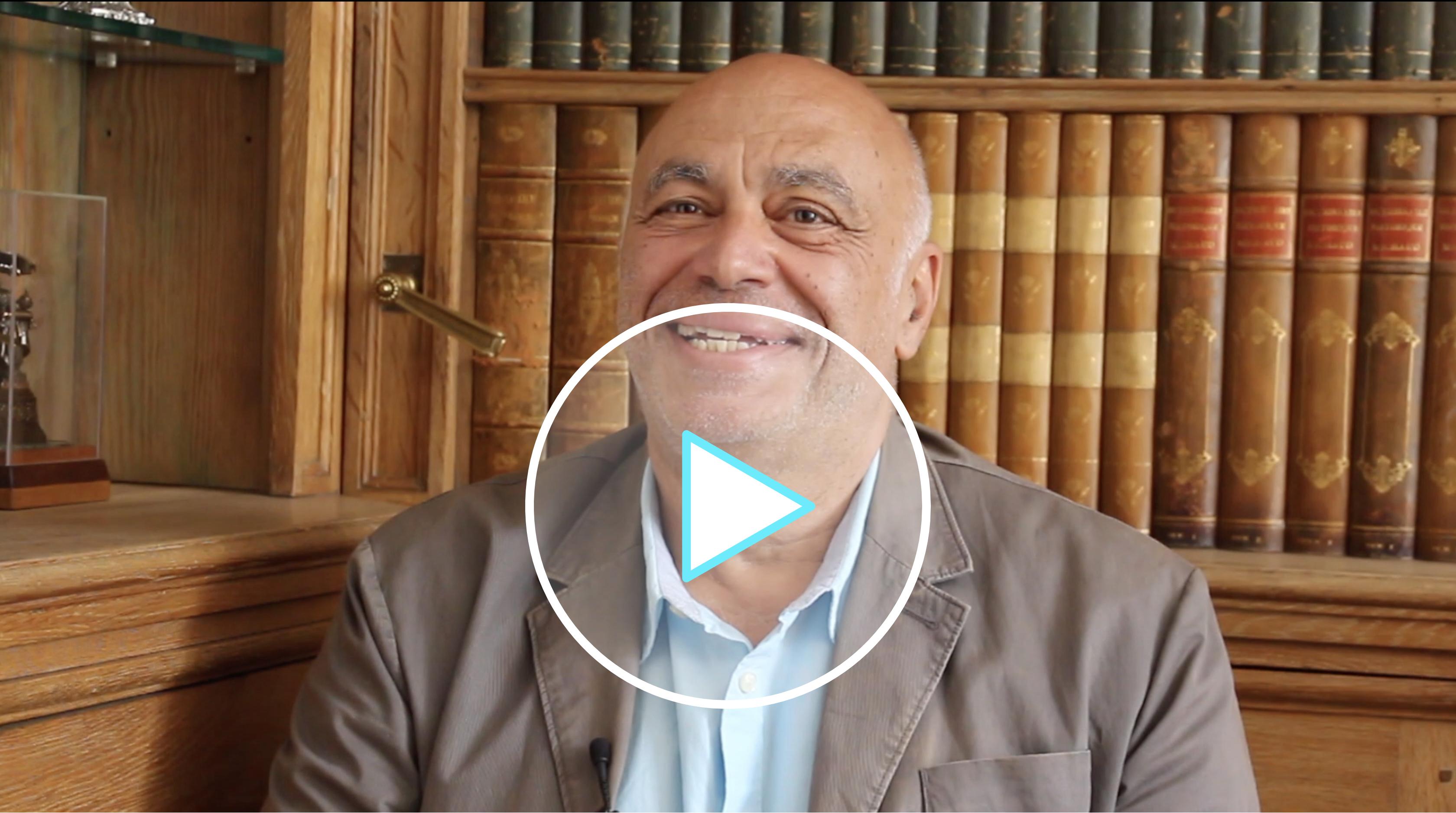 Vidéo Flash – Georges Haddad, Paris 1 Panthéon-Sorbonne