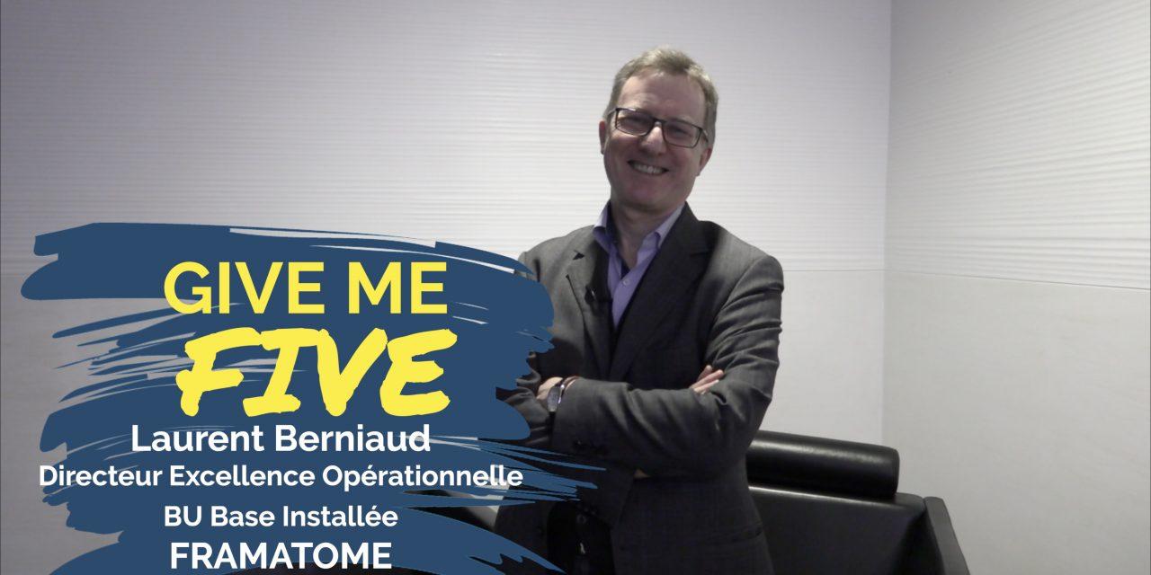 Laurent Berniaud – FRAMATOME : «Framatome participe à la production d'énergie décarbonée»
