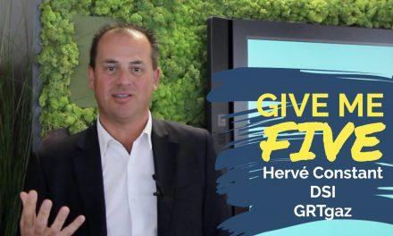Hervé Constant – GRTGAZ : «Tous les profils sont intéressants pour GRTgaz «