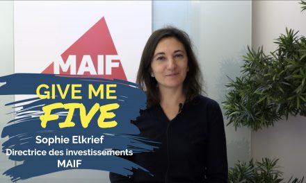 Sophie Elkrief – MAIF : «La MAIF est une entreprise humaniste «