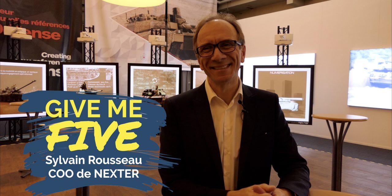 Sylvain Rousseau : «Nexter est très impliqué dans le programme Scorpion»