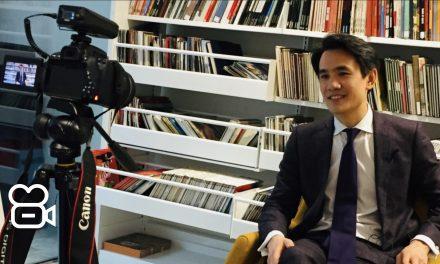 Pause-café avec Olivier Truong (DPD Group)