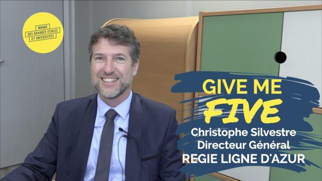 Christophe Silvestre – REGIE LIGNE D'AZUR : «Une perpétuelle émulation autour d'un esprit famille»