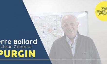 Pierre Bollard – SPURGIN : «Travaillez avec vos convictions»