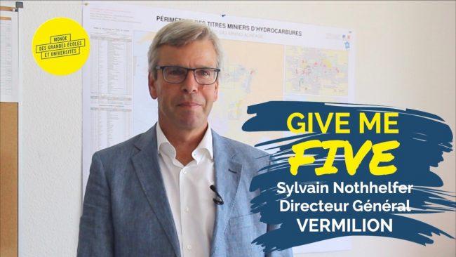 Sylvain Nothhelfer – VERMILION : «Dans une entreprise, on dépend tous les uns des autres !»