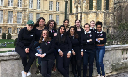 Let's be HeForShe au Forum Giverny !