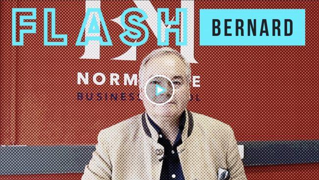Vidéo Flash – Jean-Guy Bernard, EM Normandie