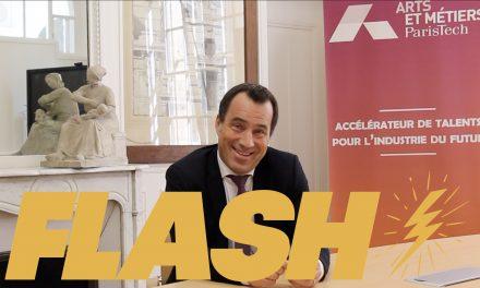Laurent Champaney : «Arts et Métiers ParisTech a doublé notre nombre d'étudiantes en 10 ans»