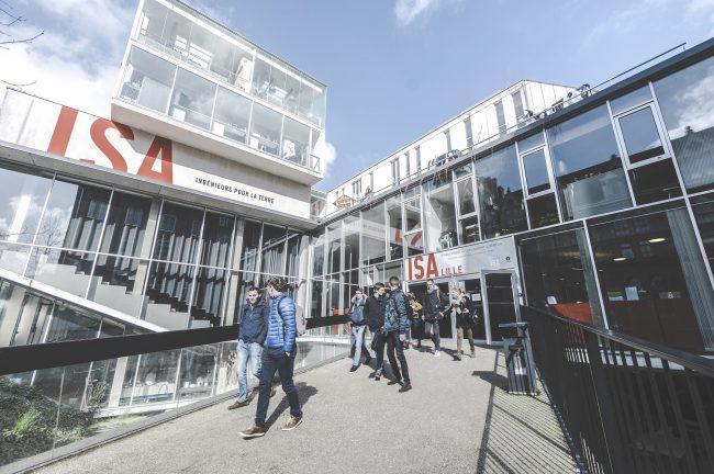 Erasmus+ levier d'internationalisation pour l'ISA Lille