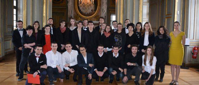 Rendez-vous au Grand Palais pour le concert de l'Orchestre Symphonique des Étudiants de Cergy et de l'Ensemble Vocal des Étudiants de Cergy