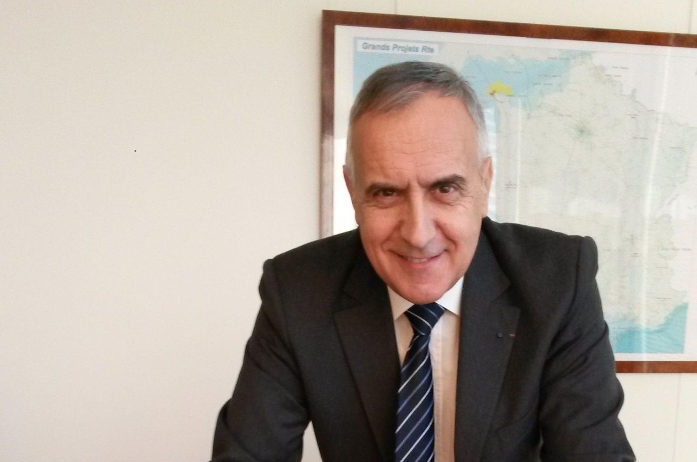 Michel Dubreuil (Ense3 77), Directeur du développement et de l'ingénierie de RTE