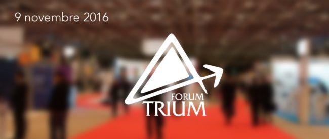 Le Forum Trium : une rencontre et un challenge étudiant