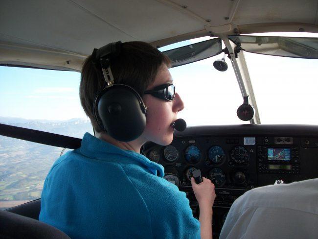 Portrait : y a-t-il une pilote dans l'avion ?