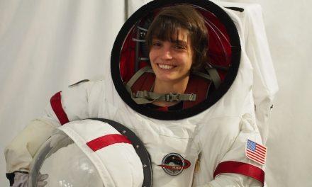 « Ce qui me fait rêver, c'est de contribuer à l'exploration spatiale »