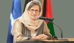 Rula Ghani, 1re dame d'Afghanistan