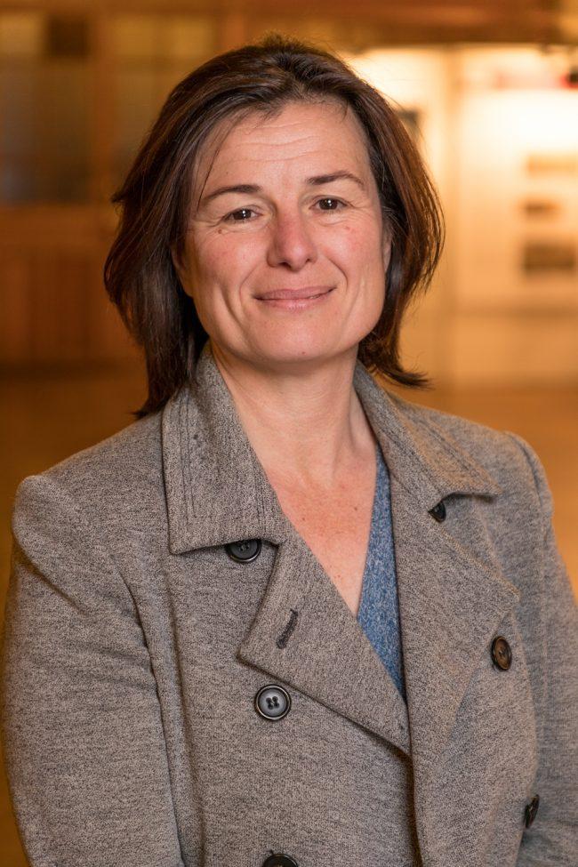 Christine Neau-Leduc : nouvelle présidente   de l'université Paris 1 Panthéon-Sorbonne