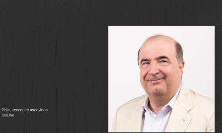 [philo] Rencontre avec Jean Staune La révolution du management a déjà commencé…