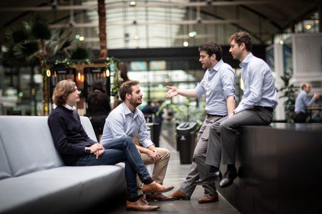 L'incubateur EDHEC Entrepreneurs accompagne les startups qui changeront le monde de demain