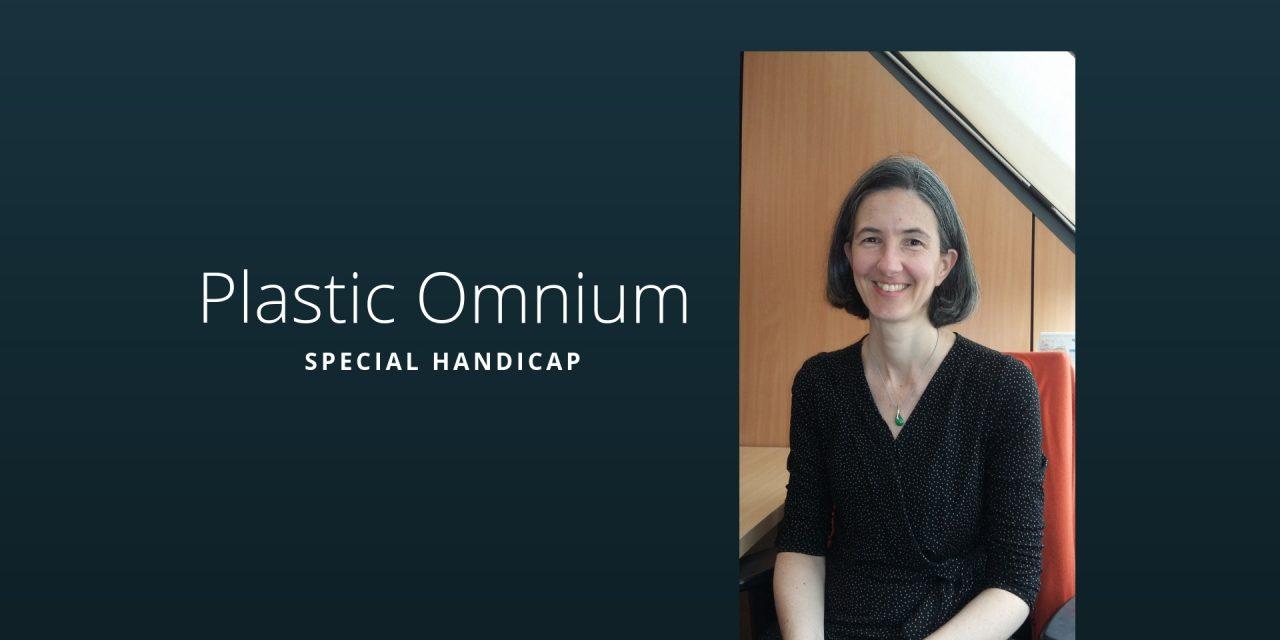 Plastic Omnium : le handicap nous concerne tous !