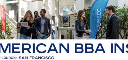 Le programme American BBA INSEEC prône un enseignement à l'américaine pour les leader internationaux de demain