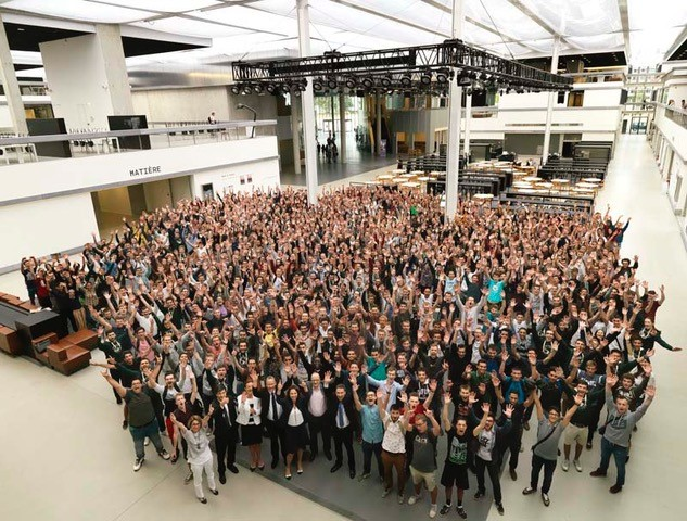 CentraleSupélec porte la formation d'ingénieurs « à la française » au meilleur niveau