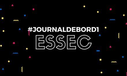 #journaldebord1 Le codage n'a bientôt plus de secrets pour les étudiants de l'ESSEC