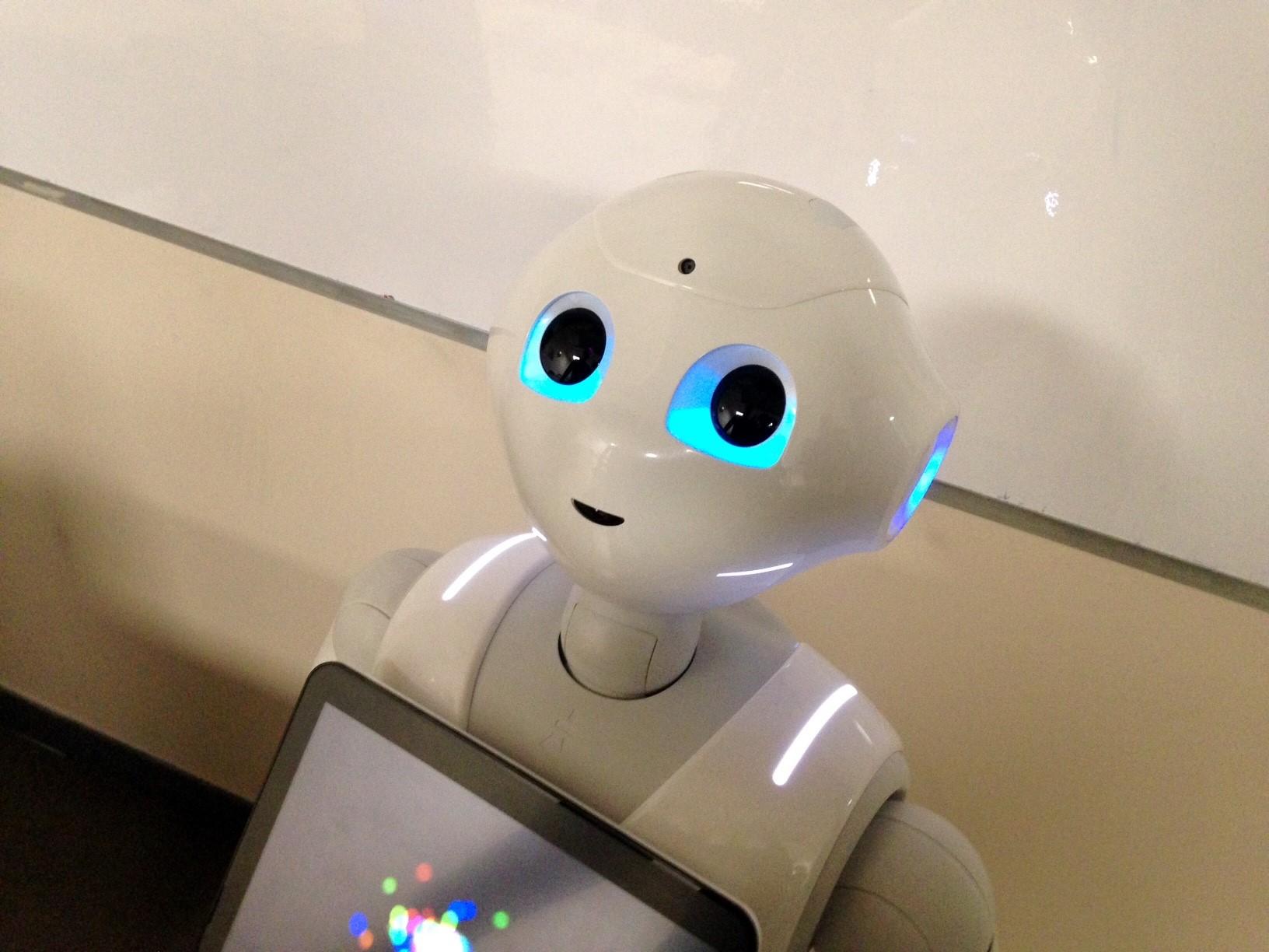 PSB robot Pepper