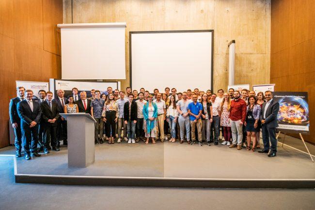 Quantum Future Academy 2019 à l'Université Paris-Saclay