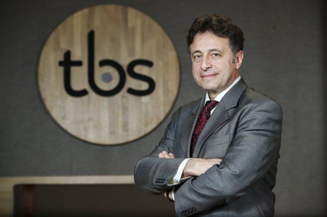 François Bonvalet, directeur de TBS nous raconte son histoire avec la business school © DR