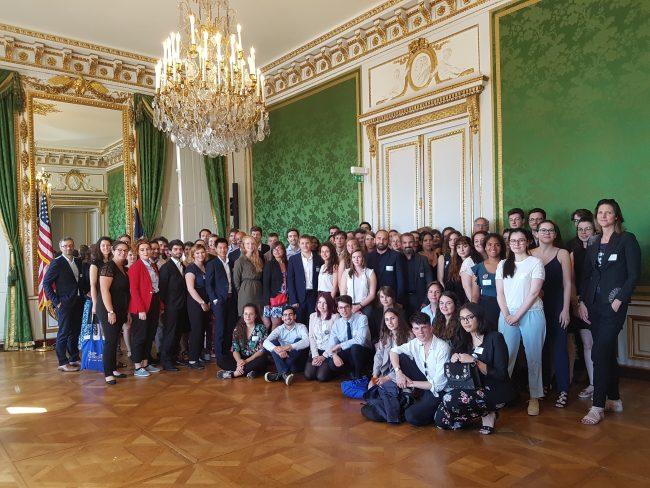 100 lauréats français sélectionnés pour une bourse Fulbright