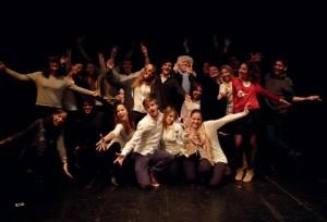 La troupe 2013