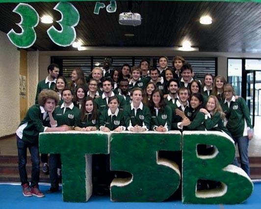 BDS / ESSEC – 34e édition du T5B : Un tournoi, 5 ballons, une semaine inoubliable