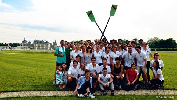 CLUB AVIRON / ESSEC – Le Trophée des Rois Régate universitaire de prestige