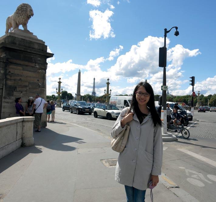 Portrait : Yingzhi Zhu, 22 ans – SCIENCES PO – « Je me sens française en Chine »