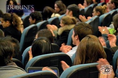 « Au coeur de la capitale, au coeur du débat », Tribunes reste fidèle à sa devise