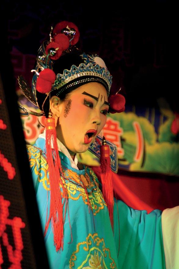 Le Théâtre en Chine