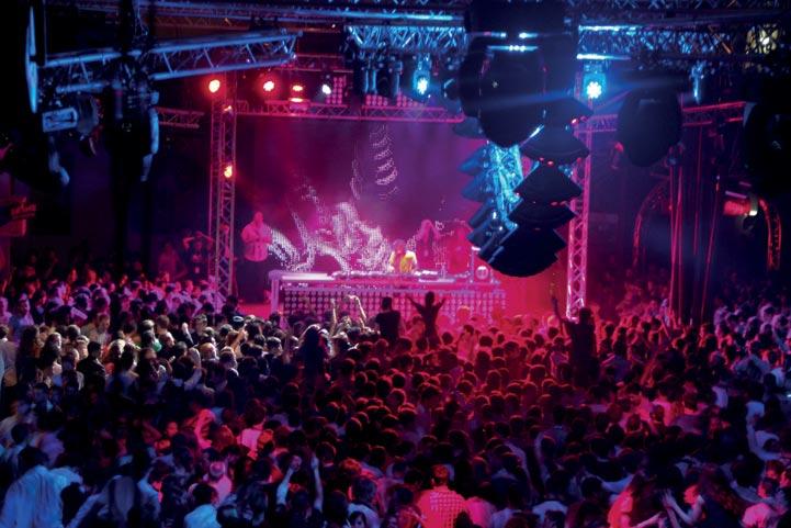 Point Gamma : dans les coulisses de la plus grande soirée étudiante de France