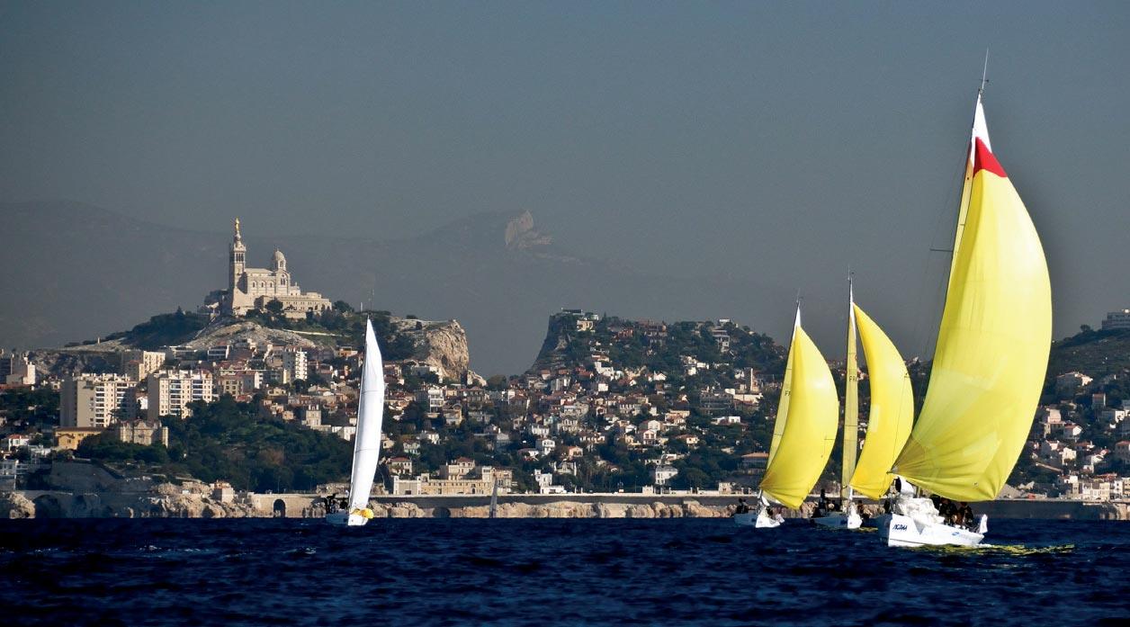 La SYWoC, une compétition dans le vent