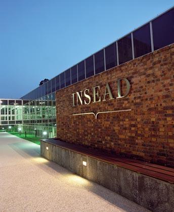 La valeur ajoutée du MBA de l'INSEAD