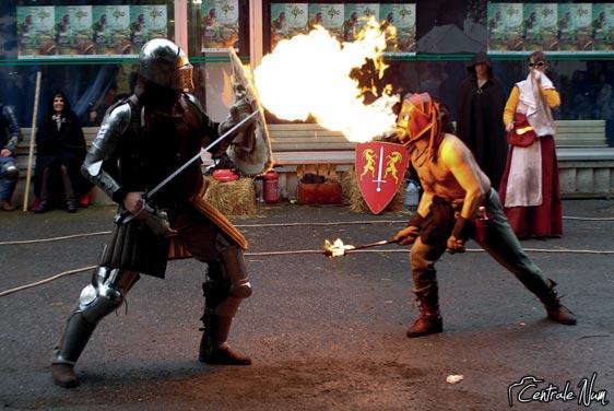 Les ELFIC : l'événement médiéval-fantastique – « made by Centrale-Supélec »