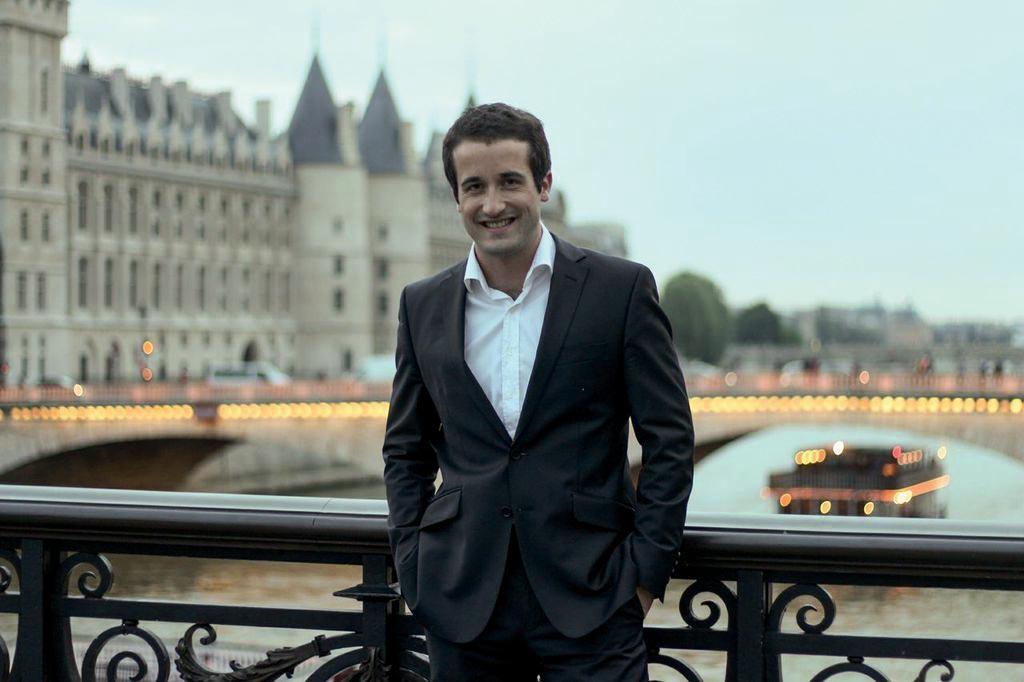 Littéralement passionné ! – Portrait : Romain Doutriaux, 25 ans – ESSEC