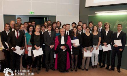 Centrale Lyon s'engage en faveur de l'égalité femmes – hommes