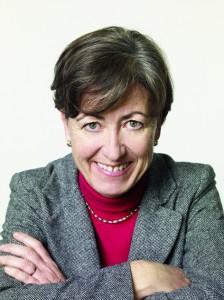 Nadine Leclair, (Centrale Lyon 80)  Directeur de l'Ingénierie Véhicule  de Renault depuis 2008