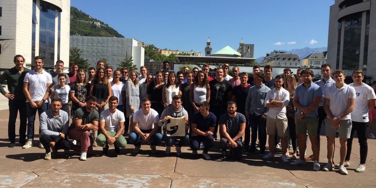Rentrée : 170 sportifs de haut niveau à Grenoble Ecole de Management