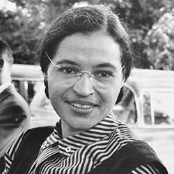 Et si vous étiez la prochaine Rosa Parks ?