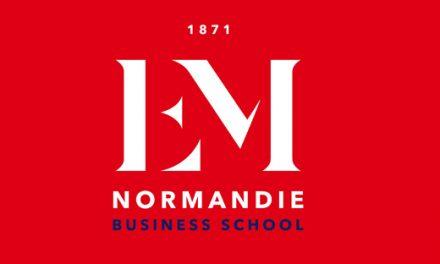 Une rentrée réussie et une nouvelle identité de marque pour l'EM Normandie